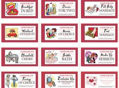 valentine coupons template