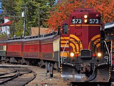 The 10 Places in the US You Absolutely Have to Visit in 2015--#6:  North Conway, NH