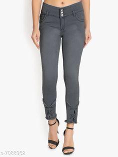 Jeans Urbane Feminine Women Bell Bottom Jeans Fabric: Denim Multipack: 1 Sizes: 34 (Waist Size: 34 in)  28 (Waist Size: 28 in)  30 (Waist Size: 30 in)  32 (Waist Size: 32 in)  Country of Origin: India Sizes Available: 28, 30, 32, 34   Catalog Rating: ★4.1 (453)  Catalog Name: Comfy Retro Women Jeans CatalogID_1131354 C79-SC1032 Code: 466-7088962-9981
