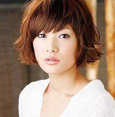 Short Wavy Hair for Women-10