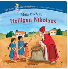 Mein Buch vom Heiligen Nikolaus: Amazon.de: Dorothea Cüppers: Bücher