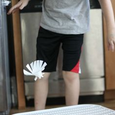 *This post contains affiliate links. Please see our disclosure policy. With cold and rainy weather upon us it's essential to have some go-to rainy day activities for inside play and learning! This Spring we did an outdoor engineering challenge with paper airplanes where we tested how different