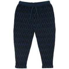Soft Gallery AOP Peak Small Isac Pants (estate blue) - Køb online her!