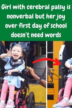 #cerebral #palsy #nonverbal #joy #school #words