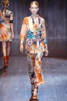 346d8c2e6785 Gucci Spring Summer 2015 Ready-To-Wear show report