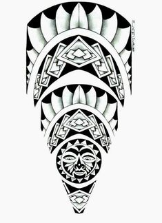 GRIFFE TATTOO: Tattoo Maori e Tribal só as top mlk: