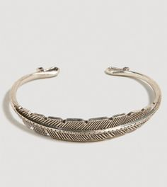 AEO Carved Leaf Cuff  Love this so much!  $15.50