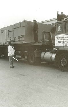 TRANSPORTATION OF TANKS TO SITE