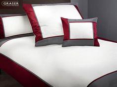 Graser Mondriaan dekbedovertrek, wit, rood, grijs, antracite, eigen kleurstelling kiezen,design, modern, theo bot slapen
