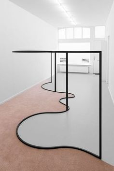 Sarah Jane Hoffman — The Absent Body 2016 Shop Interior Design, Interior Decorating, Fashion Store Display, Frieze Magazine, What Is Contemporary Art, Modern Art, Cool Furniture, Furniture Design, Cafe Tables