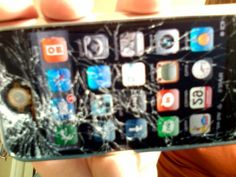 If you need expert help with a broken iPhone, Smartphone or iPad.....
