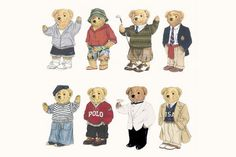 polo ralph lauren bear - Google 검색
