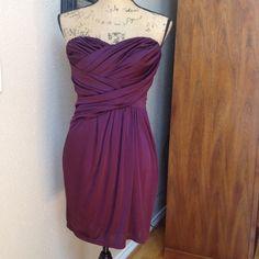 Express strapless dress Cute express dress strapless in good condition Express Dresses Strapless