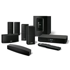 Bose SoundTouch 520 Home Theater System >>> You can get more details by clicking on the image. (Note:Amazon affiliate link) #HomeTheaterSystem