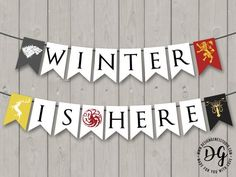 Printable Game of Thrones Party Décor, Arbor gold wine labels, Thrones Birthday… Game Of Thrones Food, Game Of Thrones Decor, Game Of Thrones Party, Game Of Thrones Funny, Game Of Thrones Halloween, Game Of Thrones Birthday, 40th Birthday Parties, Birthday Party Games, Birthday Recipes
