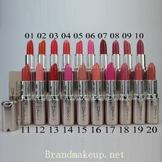 mac super 3d lipstick brillant 3.8g 0.27oz