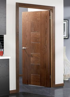 Catalonia Walnut Internal Door