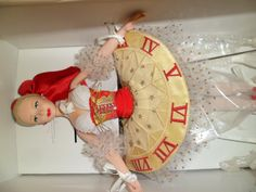 Clea Bella rare ballerina - fashion doll - Time Bandits 45+15