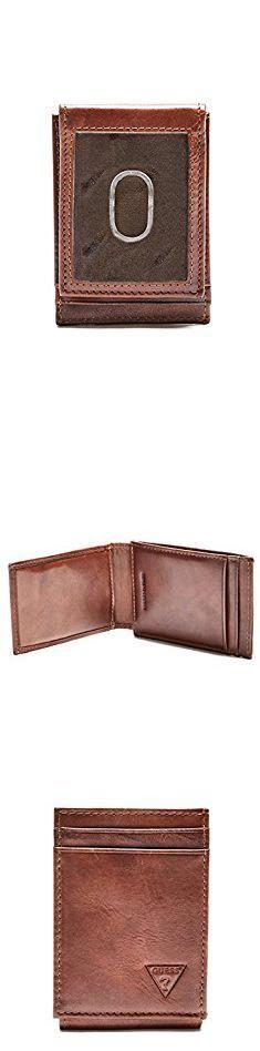 Tan Guess Purse. Guess Men's Naples  Slim Front-Pocket Wallet, Tan, One Size.  #tan #guess #purse #tanguess #guesspurse