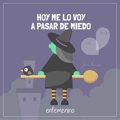 ¡Ya está aquí #Halloween! #frasedeldia