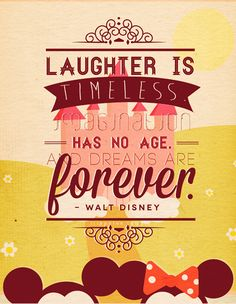 """Laughter is timeless, imagination has no age, and dreams are forever."" -#WaltDisney Make some timeless memories with you family. Contact Fairytale Journeys by Sheila for help from a pro! SheilaD@fairytalejourneys.com"