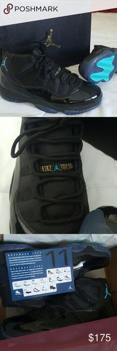 Jordan 11 Gama blue Jordan 11 Gama blue Jordan Shoes Sneakers