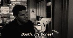 tv, close enough.    btw, it's Bones. ^ ^