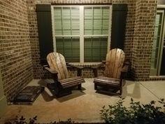 Adirondack/Muskoka chairs