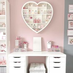 How beaut is beauty and fragrance corner? 😍 How to you keep your fragrance looking pretty? How To Look Pretty, Shabby Chic, Fragrance, Vanity, Shopping, Furniture, Beauty, Corner, Home Decor