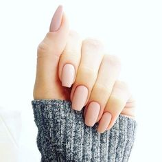 50 Exceptional Ideas on Nude Nails - Styles Art