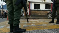 Al menos 11 heridos por ataque con granada en puesto de la GNB en Petare - El Universal (Venezuela)