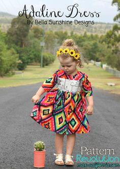 Adaline Dress by Bella Sunshine