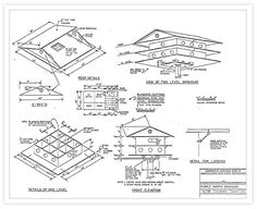 Do It Yourself Bird House Plans Vintage Bird House Plans ~ Home ...