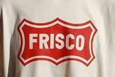 retro art vintage mens' T shirt cotton SMLXL FRISCO #menst-shirtsart