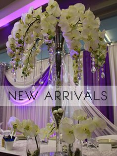 Wedding Decoration And Flowers For American Weddings By Utsav