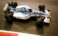 #4 Mika Salo, Nokia Tyrrell Yamaha, Tyrrell 023 V10 3.0. GP Italia 1995.