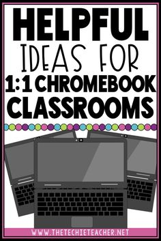 Helpful Ideas for Chromebook Classrooms Has your classroom turned into a Chromebook Classroom and you are unsure of how to utilize these devices each day? Come learn about some meaningful ways to integrate these devices into your elementary classroom! Teaching Technology, Teaching Tools, Educational Technology, Teaching Ideas, Instructional Technology, Technology Humor, Teaching Strategies, Technology In Classroom, Technology Posters