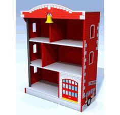 15 Best DIY Projects images   Kidkraft fire station, Diy