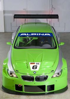BMW Alpina is based on the BMW 6 Series and powered by a supercharged. 135i, Bmw Performance, Bmw 6 Series, Bmw Alpina, Motor Works, Exotic Sports Cars, Nascar Racing, Bmw Cars, Courses