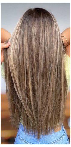 Ash Brown Hair Color, Hair Color Streaks, Hair Color Balayage, Sandy Brown Hair, Golden Highlights Brown Hair, Medium Brown Hair With Highlights, Caramel Hair With Blonde Highlights, Blonde Balayage Highlights, Brownish Blonde Hair Color