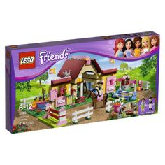 LEGO Friends Heartlake Stables- christmas 2012