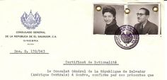 In August 1942, George Mandel began issuing thousands of Salvadoran citizenship papers to Jewish refugees in Nazi occupied Europe. Castellanos, George Mandel-Mantello used his diplomatic position to issue documents identifying thousands of European Jews as citizens of El Salvador. He sent notarized copies of these certificates into occupied Europe, in the hope of saving the holders from the Nazis.