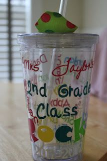 What's Happening at School?: LOVE My Student Name Cup