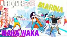 🌟 Just Dance 2018: Waka Waka (This Time for Africa) - Shakira - Megastar...