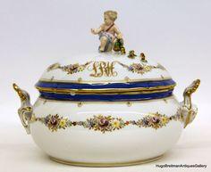 Meissen Porcelain Tureen | eBay