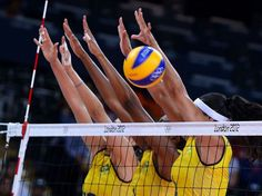 Brasil forma um bloqueio triplo contra as chinesas  Foto: Bruno Santos/Terra