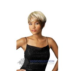 NEW BORN FREE CUTIE COLLECTION SYNTHETIC FULL WIG - CT23