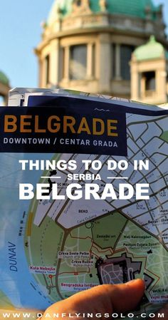 Top things to do in Belgrade, the capital of Serbia
