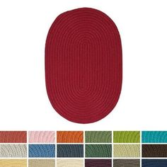 cool 'Anywhere' Braided Outdoor Rug (2' x 3' Oval) Linen Check more at http://yorugs.com/product/anywhere-braided-outdoor-rug-2-x-3-oval-linen/