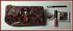 Suze likes, loves, finds and dreams: Giveaway: Pouch with Benecos Make Up